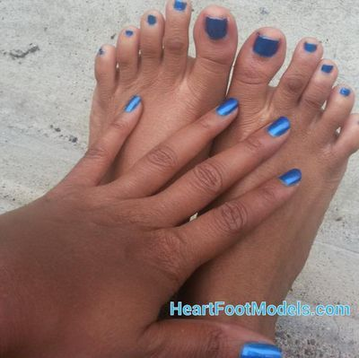 Heart Foot Models videos